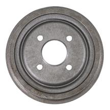 Mustang Rear Brake Drum - 4 Lug - Smooth (79-93) 2.3/5.0