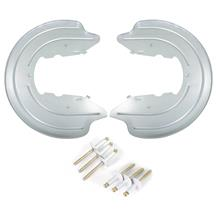 Mustang Rear Brake Rotor Dust Shield Kit (93-04)