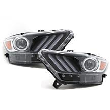 Mustang Replacement Headlight Kit (15-17)