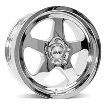Mustang SVE Saleen SC Style Wheel - 17X9 Chrome (94-04)