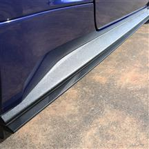 Mustang Side Skirt Extensions (15-19)
