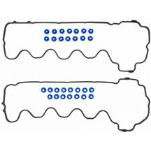 Mustang Valve Cover Gasket Set with Bolt Hole Grommets (05-10) 4.6L 3V