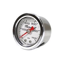 Nitrous Outlet Pressure Gauge with -4 Manifold