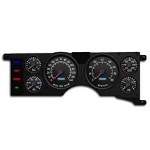 Mustang New Vintage USA Aviator Series Gauge Cluster (79-86)