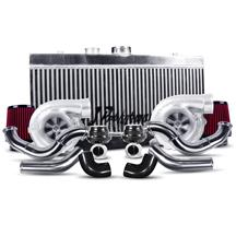 Mustang On3 Performance 2nd Gen Top Mount Twin Turbo System (15-17)