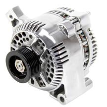 Mustang 95 Amp Alternator Polished (87-93) 5.0