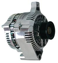 Mustang PA Performance 200 Amp Alternator Polished (87-93) 5.0