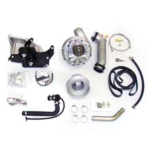 Paxton Mustang Novi 2000 Supercharger  - Satin - High Boost Tuner Kit (86-93) 5.0 1001810-1