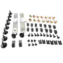 Mustang Fender Installation Kit (86-93)