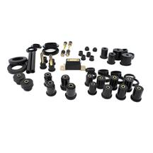 Prothane Mustang Total Bushing Kit w/ Transmission Mount (85-93) 62005BL