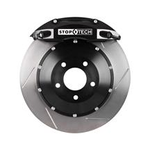 "Mustang Stop Tech Big Brake Kit - 4 Piston - 13"" - Black (94-04)"