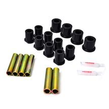 F-150 SVT Lightning Prothane Rear Spring & Shackle Bushing Kit (93-95)