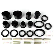 Mustang Prothane Rear Control Arm Bushing Set, Oval  (79-98)