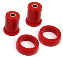 Mustang Prothane Rear Hard Compound Upper Axle Bushings Red (79-04)