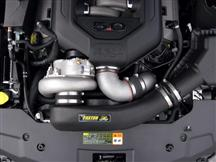 Mustang Paxton Novi 2200SL Supercharger  - Satin - Intercooled - Tuner Kit (11-14)