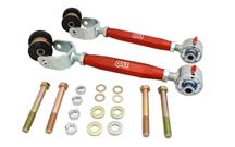 Mustang QA1 Adjustable Rear Upper Control Arms Red (79-04)
