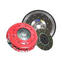 Mustang Ram HDX Clutch Kit w/ Billet Alum. Flywheel (15-17) 3.7