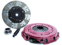 "Mustang Ram 11"" Powergrip Clutch Kit V6 (94-04)"