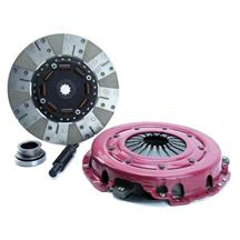 "Mustang Ram 10.5"" Powergrip HD Clutch Kit 10 Spline (86-95) 5.0"