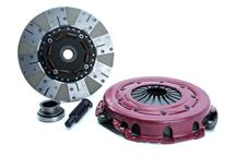 Mustang Ram Powergrip HD Clutch Kit - 9 Bolt Cover (11-14) 5.0