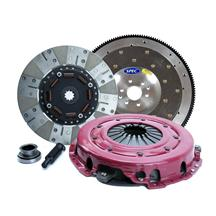 Mustang Ram Powergrip HD Clutch Kit w/ Billet Alum. Flywheel (15-17) 3.7