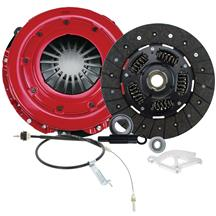 "Ram  Mustang HDX Clutch & Cable Kit - 10.5"" - 10 Spline (86-95) 5.0"
