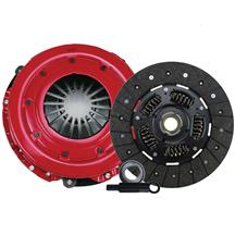 "Mustang Ram HDX Clutch Kit - 10.5"" - 10 Spline (86-01) 5.0/4.6"