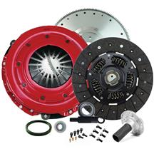 "Mustang Ram HDX Clutch Master Replacement Kit - 10.5""  - 10 Spline (82-93) 5.0"