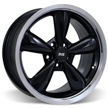 Mustang SVE Bullitt Wheel - 18x9 Black (05-17)