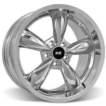 Mustang Bullitt Wheel - 18x10  - Chrome (05-17)