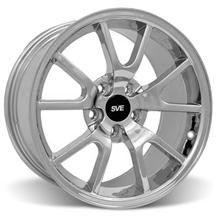 Mustang Fr500 Wheel - 18X9 Chrome (05-17)