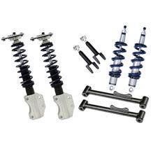 Mustang Ridetech Coilover System - Level 2 (79-89)