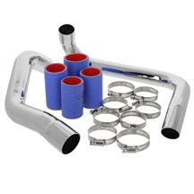 Mustang MAC Radiator Hose Kit Chrome (79-93) 5.0