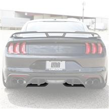 Mustang Roush Rear Valance Aero Foil Kit (18-19)