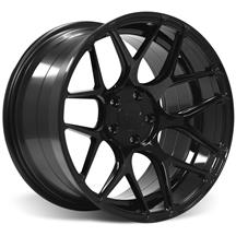 Mustang Rovos Pretoria Wheel 18X9 Gloss Black (94-04)