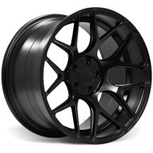 Mustang Rovos Pretoria Wheel 18x9 Satin Black (94-04)