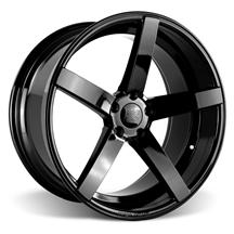Mustang Rovos Durban Wheel - 20x10 Gloss Black (05-17)