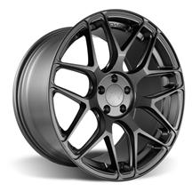 Mustang Rovos Pretoria Wheel 20x10  - Satin Gun Metal (05-17)