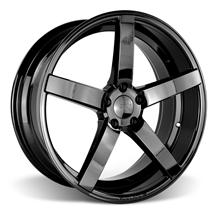 Mustang Rovos Durban Wheel - 20x8.5 Gloss Black (05-17)