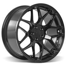 Mustang Rovos Pretoria Wheel 20x8.5  - Gloss Black (05-17)