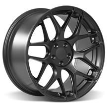 Mustang Rovos Pretoria Wheel 20x8.5  - Satin Gun Metal (05-17)