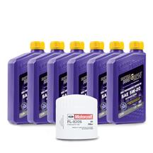 Royal Purple Mustang 5W-20 Oil Change Kit (01-10) 4.0/4.6/5.4