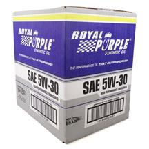 Royal Purple 5w30 Synthetic Engine Oil - Case (6 qts)