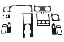 Mustang Roush Carbon Fiber Interior Trim Kit For Manual (05-09)