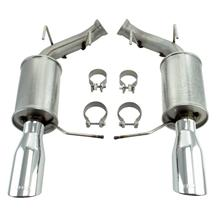 Mustang Roush Axle Back Exhaust Kit (11-14) 5.0L/5.4L