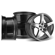 "Mustang Roush Wheel Kit - 20x9.5"" Hyper Black (05-15)"