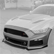 Mustang Roush Complete Front Fascia Kit Paint to Match (15-17)