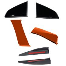 Mustang Roush 3-Piece Body Kit  - Competition Orange (15-17)