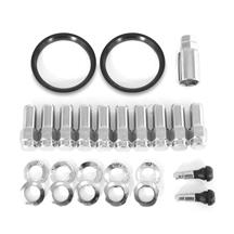 Mustang Race Star 14mm Closed End Lug Nut Kit - 10pc (15-18)