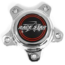 Race Star Replacement Center Cap - Polished